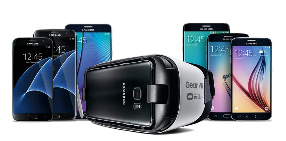 Free Samsung VR with purchase of a qualifying Galaxy Smartphone