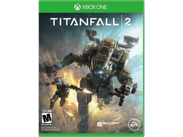 Xbox Titanfall 2 with PowerA Xbox One Wired Controller for $14.99  @ Newegg.  Free shipping with Premiere or Shoprunner