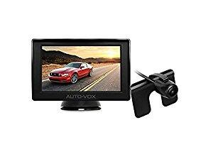 AUTO-VOX M1 Car Rearview Backup Camera Kit w/ Rear View Monitor for $32.99 @ Amazon