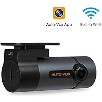 AUTO-VOX D6 Pro 1080P WiFi Car Dash Cam w/ Night Vision $69.99 @ Amazon