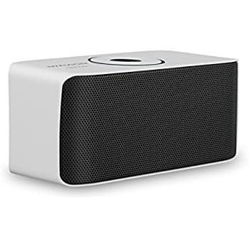 Wireless Portable Speaker Super Bass with Dual Drivers and Built in Mic - $7.49 @Amazon