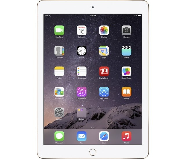 Refurbished 128GB gold ipad air 2 - $333.00 at Best buy