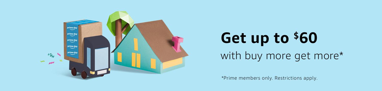Prime Members: Spend $100 via Amazon App, Get Promo Credit of