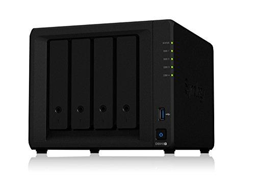 Synology 4 bay NAS DiskStation DS918+ (Diskless) YMMV 15% cash back prime card offer $464.95