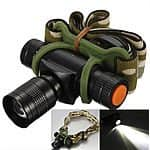 350LM CREE Q5 LED Zoomable Bike Bicycle Headlight Headlamp Waterproof $14.68 FS@ebay