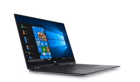Dell XPS 13 9365 XPS9365-7418BLK-PUS 2 in 1 PC $799