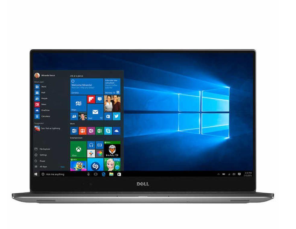 Costco Members: Dell XPS 15 4K UHD Laptop: i7-7700HQ, GTX 1050 $1815  Starts Feb8th