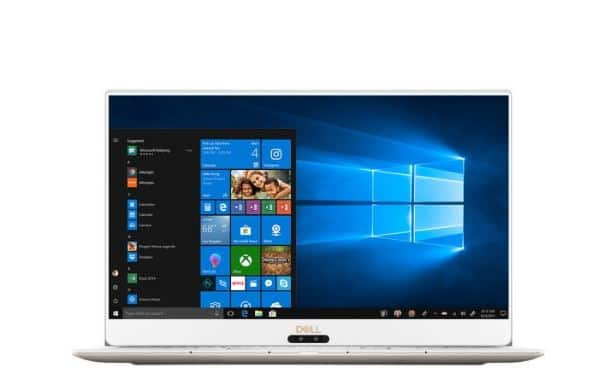 New Dell XPS 13 Dell 9370 XPS9370 laptop 4K Touchscreen Intel Core i7-8550U 8GB memory/256GB SSD available in Rose Gold/Silver for $1399.000 @ MSStore with Free Shipping/Returns