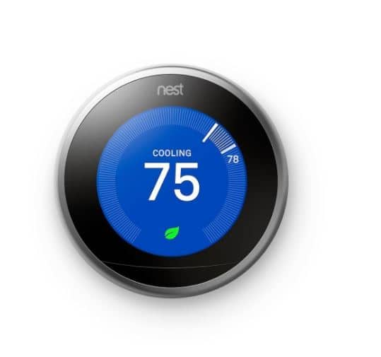 Nest Learning Thermostat (3rd Generation)  $183.59 @ Rakuten.com with FS