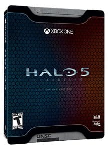 Halo 5: Guardians - Limited Edition (Physical Disc) - Xbox One $28.09 w/ Prime