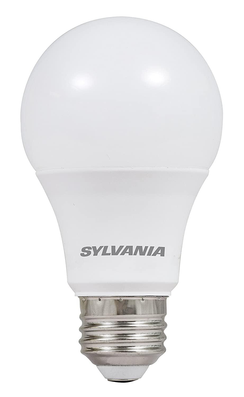 Efficient 8.5 Watt Soft White 2700K 60W Equivalent A29 LED Light Bulb Pack of 24