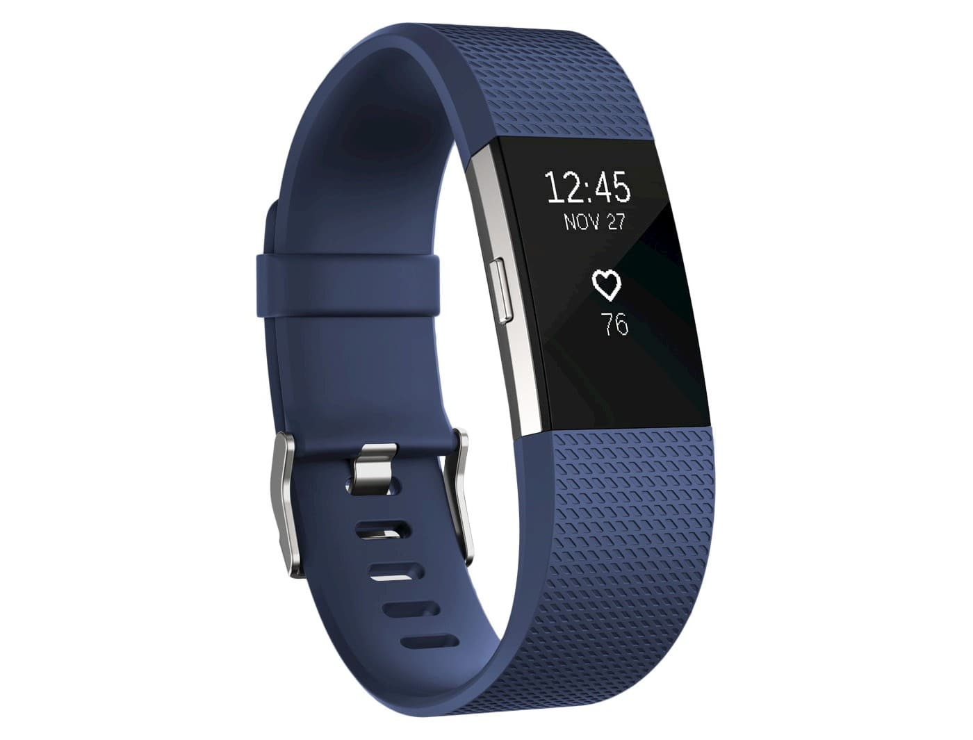 $44.98 Target Fitbit Charge 2 (Blue) In-store Only YMMV