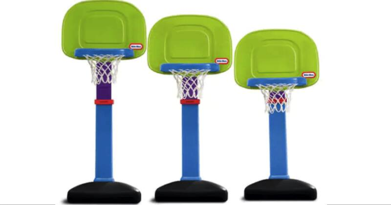 Kohl's Cardholders: Little Tikes Easy Score Basketball Hoop Set $17.49 Free shipping coupon