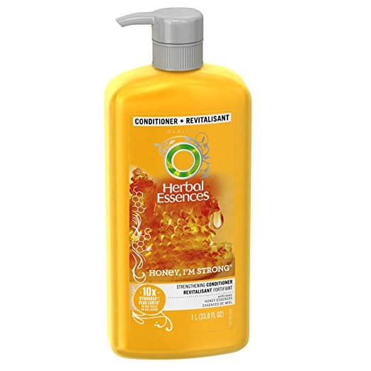 Amazon Prime Pantry - Herbal Essences Honey I'm Strong Strengthening Conditioner 33.8 Fl Oz - $1 after Clipped Coupon