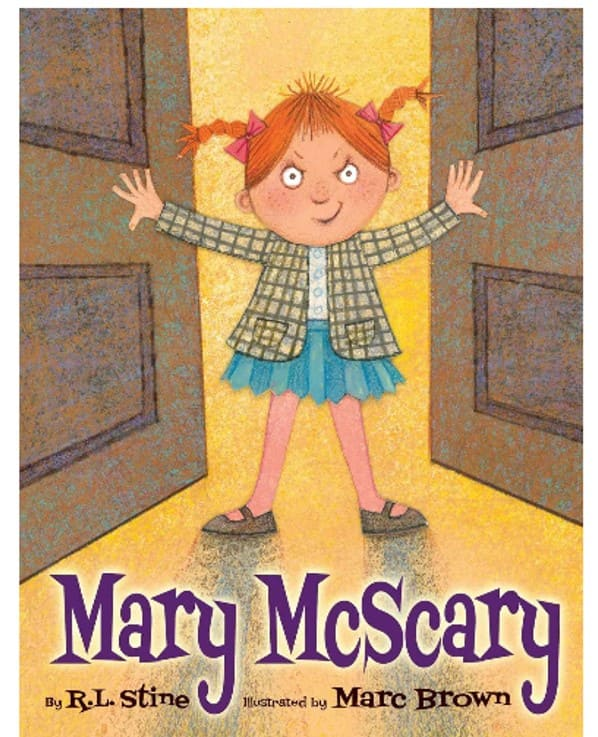 Amazon Prime: Mary McScary Hardcover - $2.04 and many other books marked down