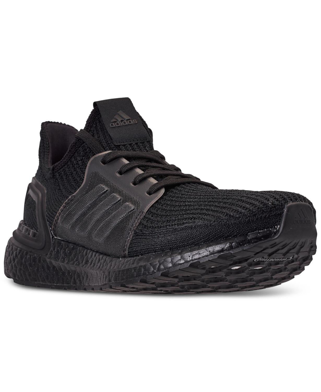 Adidas UltraBoost 19 (Triple Black)  $120 + Free Shipping @ Macys