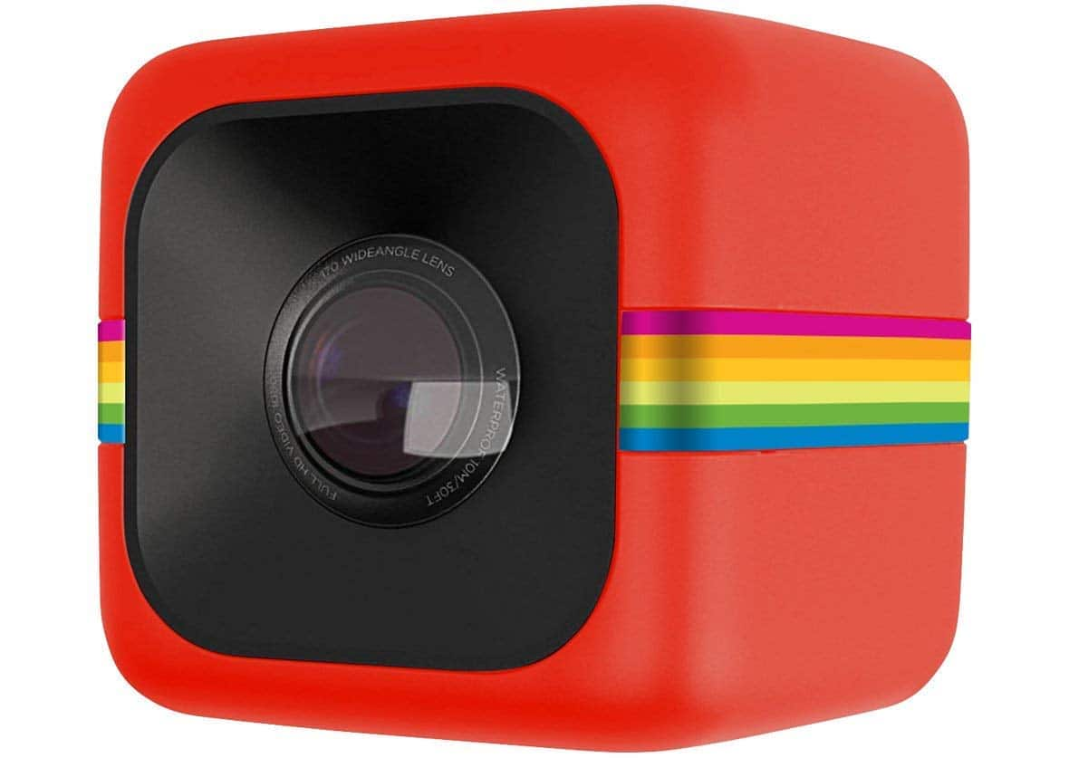 Polaroid Cube Act II HD 1080P Mountable Weather-Resistant Lifestyle Action Video Camera $19.99