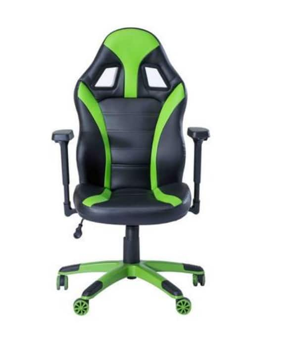 Fine X Qualifier Racer Style Gaming Chair 19 Slickdeals Net Bralicious Painted Fabric Chair Ideas Braliciousco