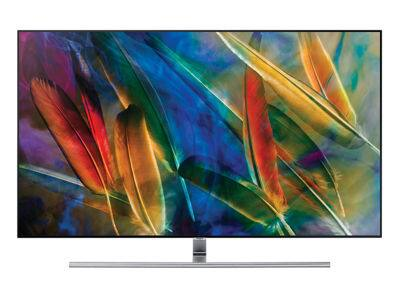 "(EPP) Samsung QN75Q7FAMFXZA 75"" Class Q7F QLED 4K TV - $2799.99 +tax and free shipping - Samsung.com EPP Pricing"