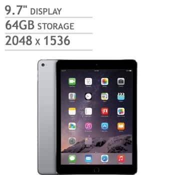 For costco members - cheapest ipad air 2 64GB - $430