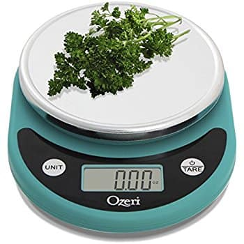 Ozeri ZK14-T Pronto Digital Multifunction Kitchen and Food Scale for $8.86