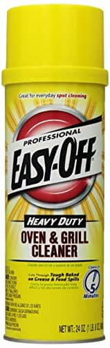 24-Oz Easy Off Professional Oven and Grill Cleaner Aerosol 5.33$ for Prime Member.  Regular 9$