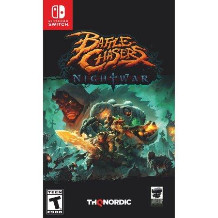 Battle Chasers Nightwar Nintendo Switch $23.71 at Walmart.com $24