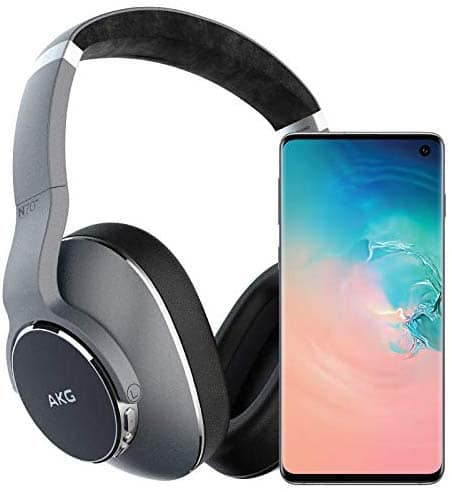Amazon - Save $500 on Samsung Galaxy S10 & Note10 with AKG N700NC Headphones