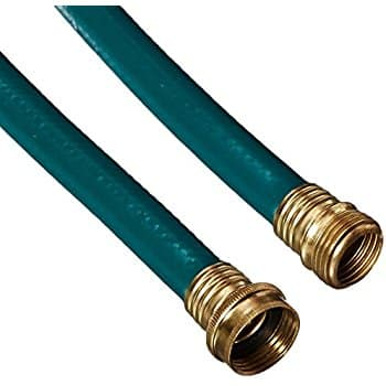Swan 5/8-Inch x 15-Foot Remnant / Extension / Leader Garden Hose (color varies) - $3.50 FS with Prime