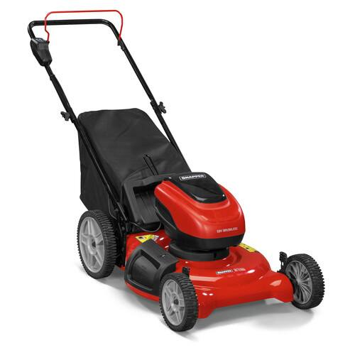 Snapper 967947301 SP58V 58V 5.2 Ah Cordless Lithium-Ion 21 in. 3-in-1 Push Lawn Mower FREE SHIP