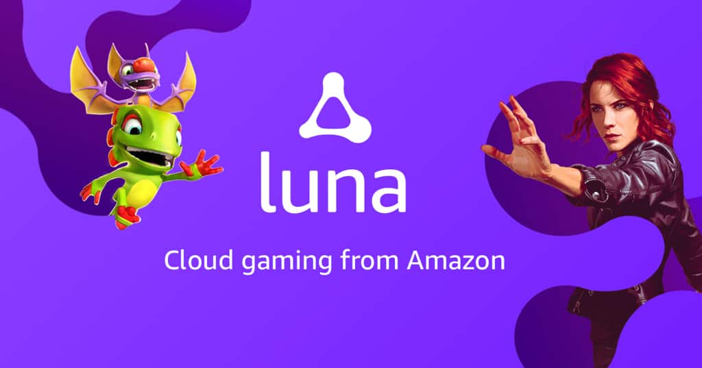 Amazon Luna – Cloud Gaming Service now available!
