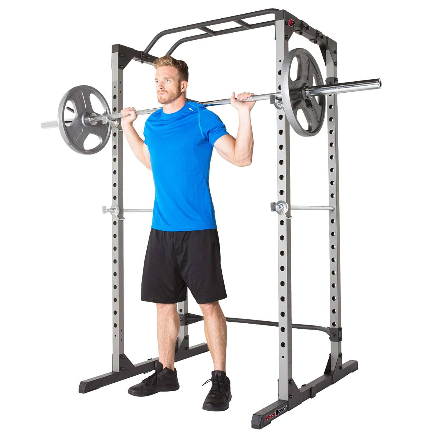 Free Weights Walmart: Fitness Reality 810XLT Super Max Power Cage (800lbs