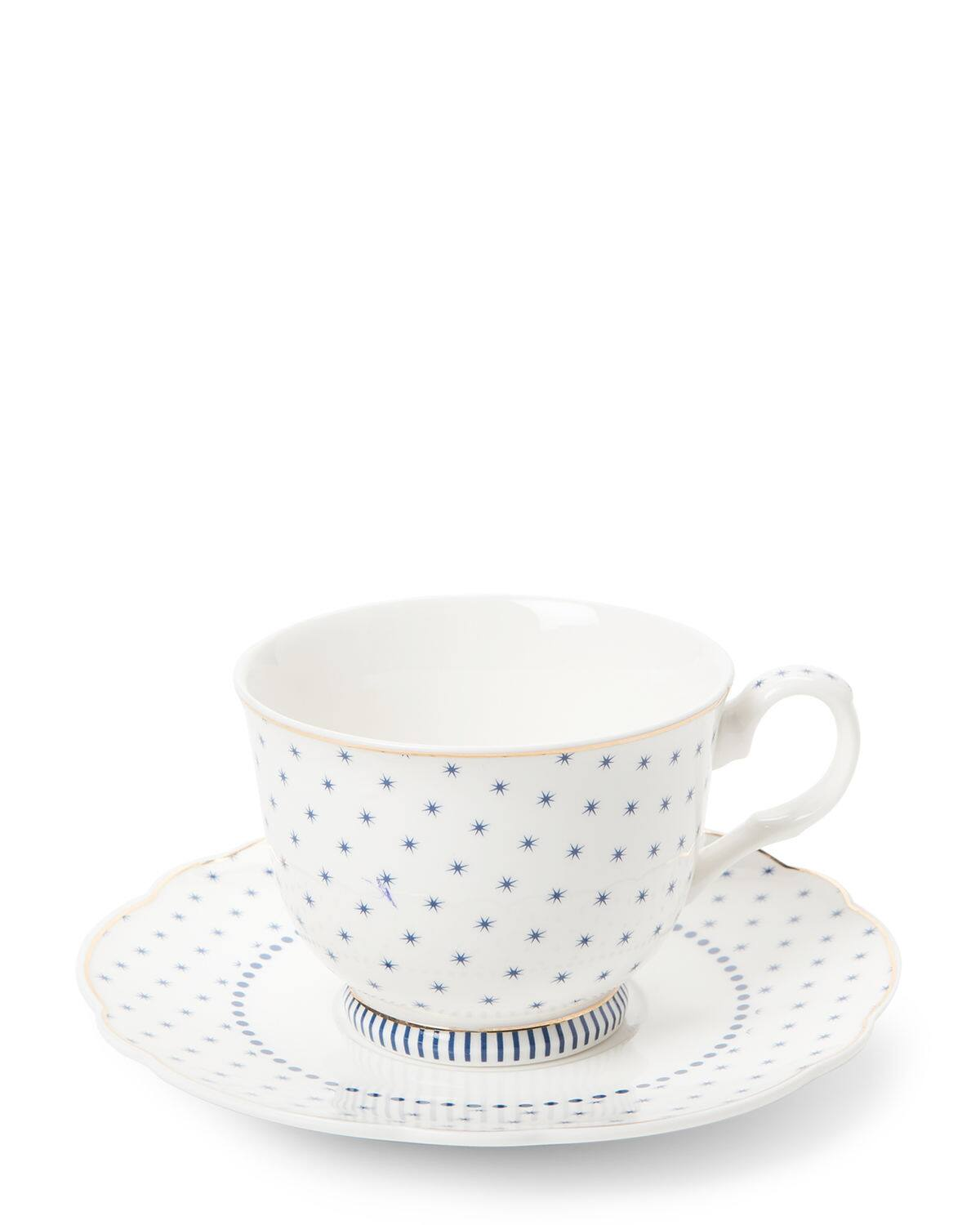 Century 21: Teacup & Saucer Set $6.99, French Press $7.99, Free Shipping $10+