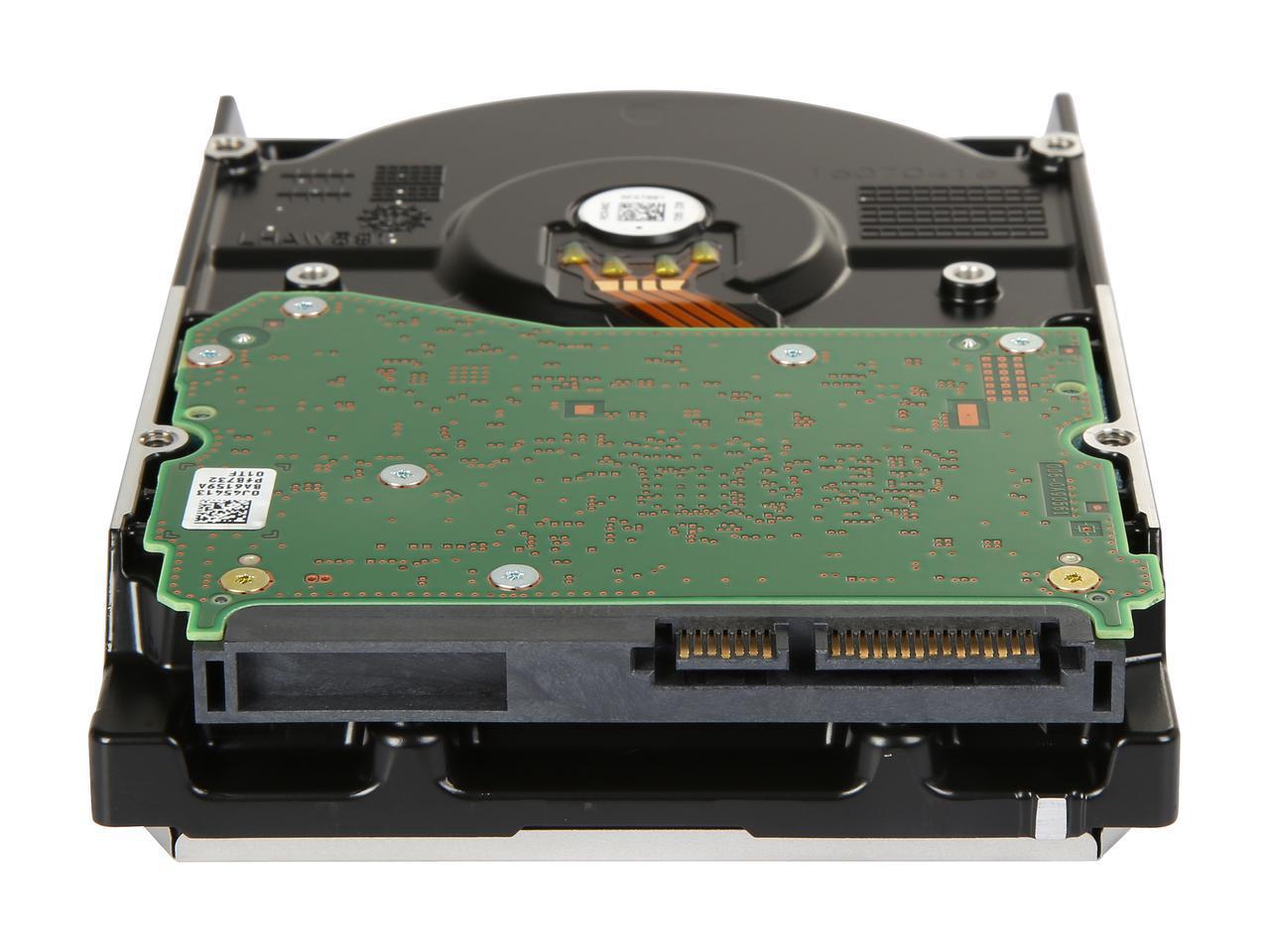 "HGST Deskstar NAS 3.5"" 10TB Hard Drive $299"