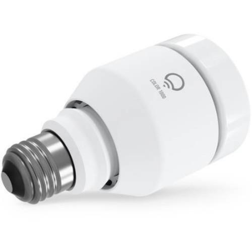 LIFX Color 1000 A19 Smart LED Light Bulb - Walmart -  B&M - YMMV - $15