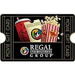 Regal Cinemas $25 Gift Card for $20 @ Newegg - Digital Delivery