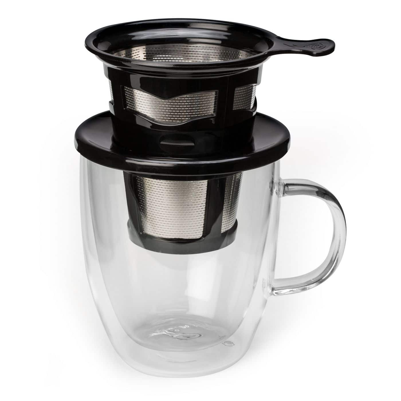 Java Concepts Deluxe Individual Coffee/Tea Pour Over $5.86