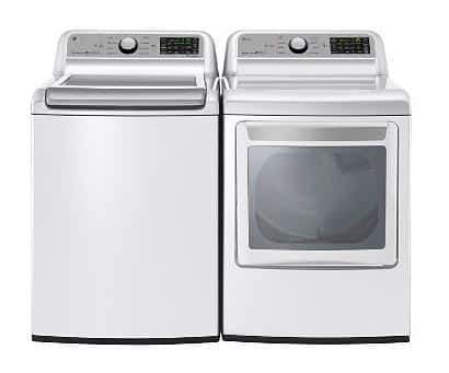 LG Washer/Dryer Set, free shipping/install, installation hardware, Extended Warranty - $1,149 + Tax @ Sam's Club $1149