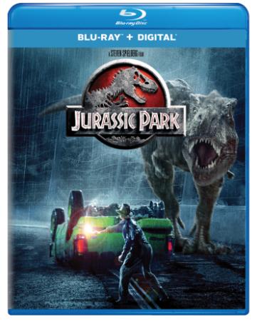 Jurassic Park/The Lost World/Jurassic Park III/Jurassic World $5 Blu Rays