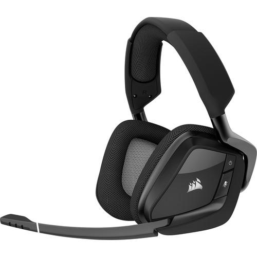 CORSAIR - VOID PRO RGB Wireless Headset - Carbon Black $59.99