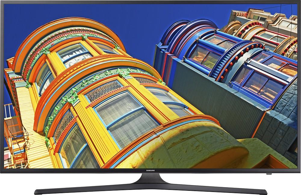 "YMMV - 65"" Samsung UN65KU6290FXZA 65-Inch 4K Ultra HD Smart LED TV (2016 Model) = $399.99 + Tax(with price match)"