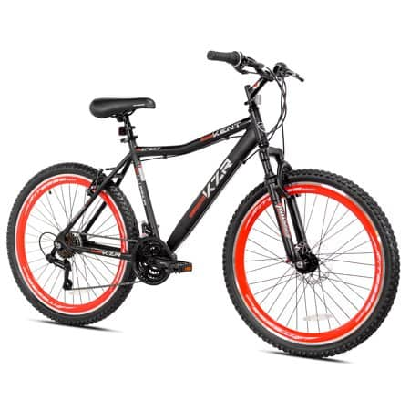 2216e4ab3d9 Kent KZR 26.0 Inch 21 Speed Hardtail Men's Mountain Bike - WalMart - $35  *B&M YMMV Deal*