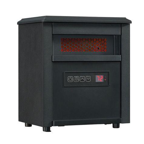 Duraflame Infrared Quartz Heater (Black) $49.99 AC