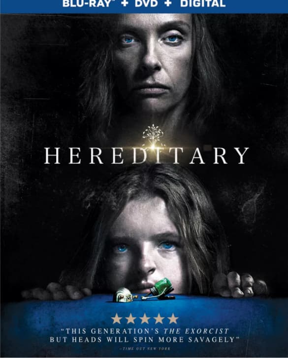 Amazon.com: Hereditary [Blu-ray + DVD + Digital]: Gabriel Byrne, Alex Wolff: Movies & TV $5.00