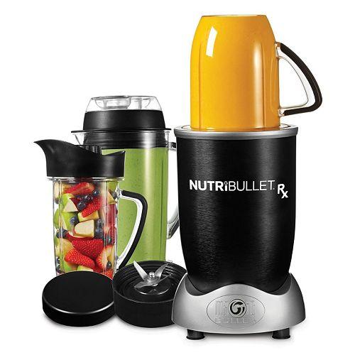 NutriBullet Rx 1700-Watt Blender -$76.99 & earn $10 kohls cash