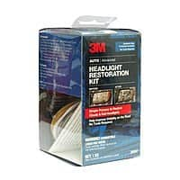 Amazon Deal: 3M Headlight Restoration Kit $1.99 after rebate, FS no Prime needed