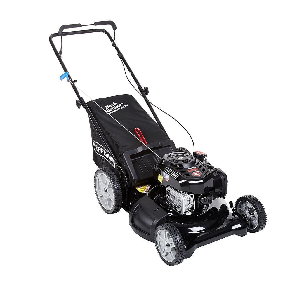 "Craftsman 37451 7.25 Torque Briggs and Stratton Just Check & Add Engine 21"" 3-in-1 Lawn Mower with High Rear Wheels $229.99 +  $85.45 SYWR (YMMV) $114.05"