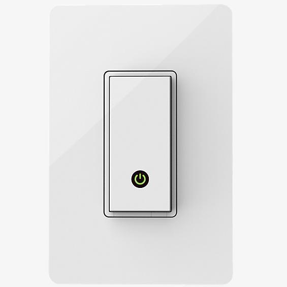 Belkin WeMo WiFi Light Switch $25 + Free S/H