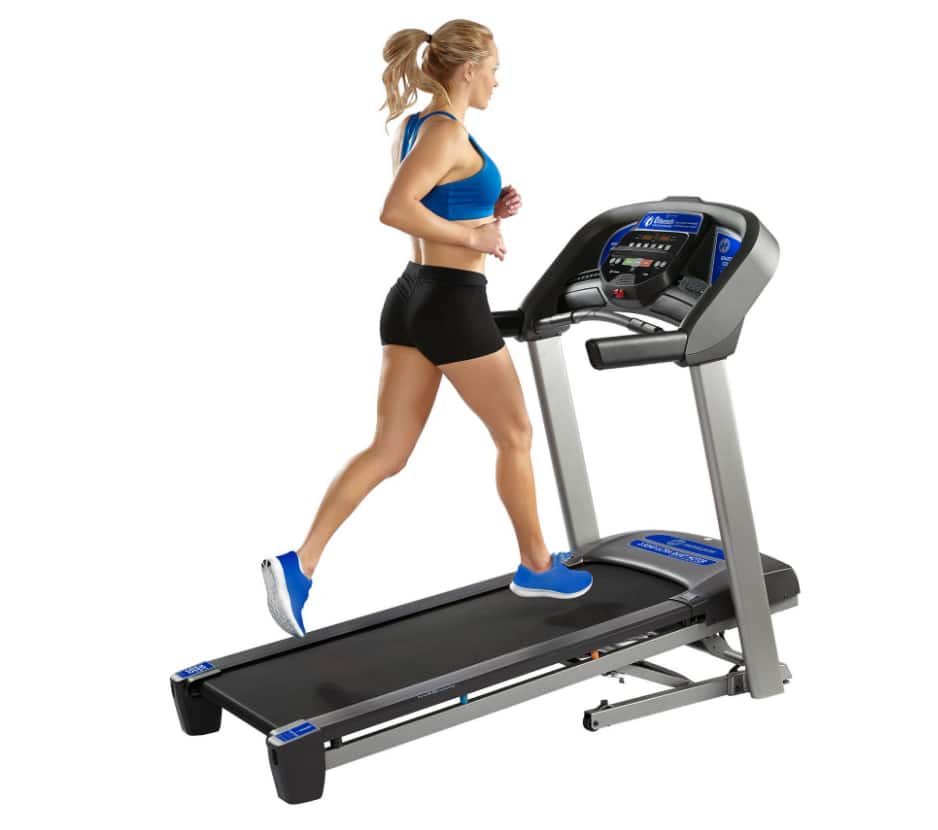 Horizon Fitness T101 Treadmill - $486 +tax after 25% off coupon from Dick's