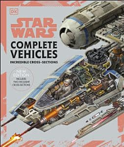 Kindle eBook: Star Wars Complete Vehicles New Edition - $2.99 - Amazon, Google Play, Apple Books and Kobo